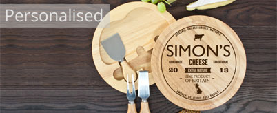 personalised kitchen gifts